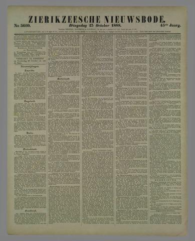 Zierikzeesche Nieuwsbode 1888-10-23