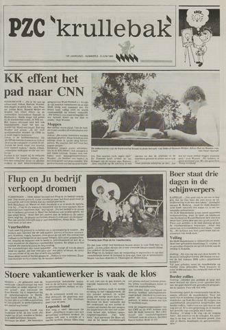 Provinciale Zeeuwse Courant katern Krullenbak (1981-1999) 1993-06-08