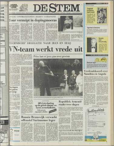 de Stem 1988-07-21