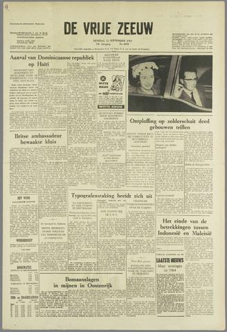 de Vrije Zeeuw 1963-09-24