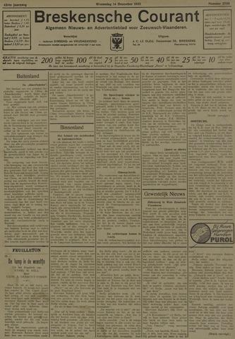 Breskensche Courant 1932-12-14