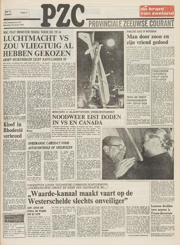 Provinciale Zeeuwse Courant 1975-01-13