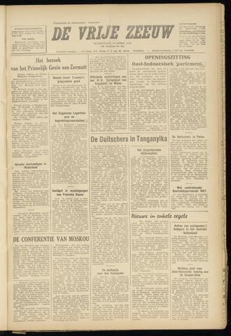 de Vrije Zeeuw 1947-04-23