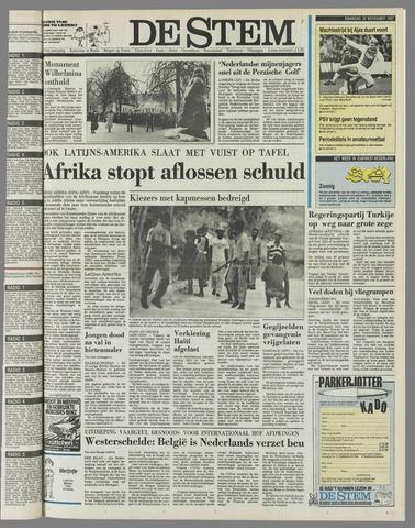 de Stem 1987-11-30
