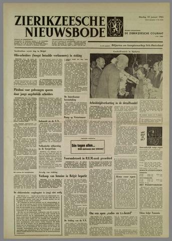 Zierikzeesche Nieuwsbode 1965-01-12