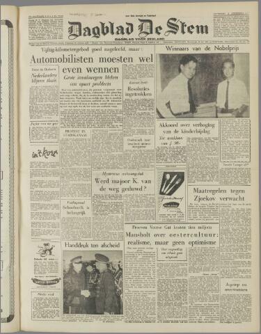 de Stem 1957-11-02