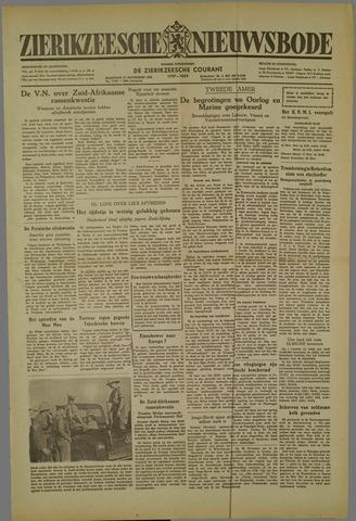 Zierikzeesche Nieuwsbode 1952-11-17
