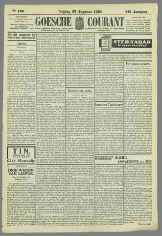 Goessche Courant 1929-08-23