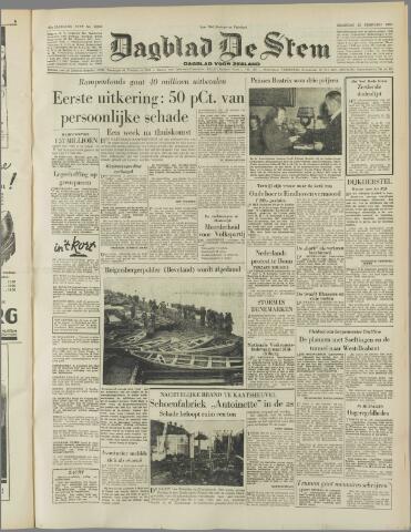 de Stem 1953-02-23