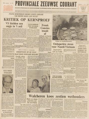 Provinciale Zeeuwse Courant 1966-07-04