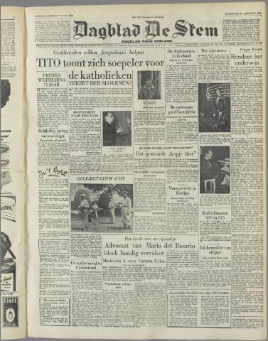 de Stem 1951-08-30