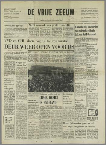 de Vrije Zeeuw 1972-07-26
