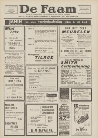 de Faam en de Faam/de Vlissinger 1967-08-31