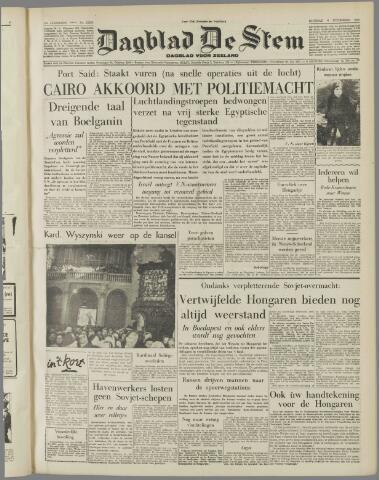 de Stem 1956-11-06