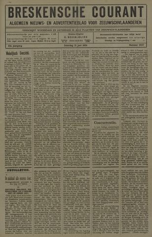 Breskensche Courant 1924-06-21
