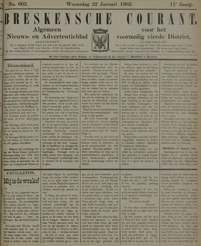 Breskensche Courant 1902-01-22