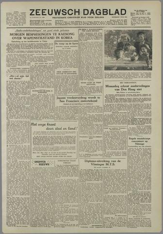 Zeeuwsch Dagblad 1951-07-07