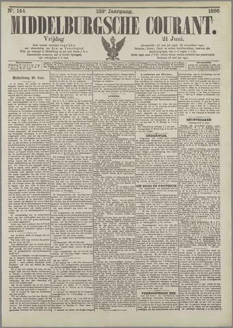 Middelburgsche Courant 1895-06-21