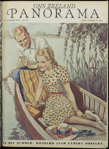 Ons Zeeland / Zeeuwsche editie 1939-08-31