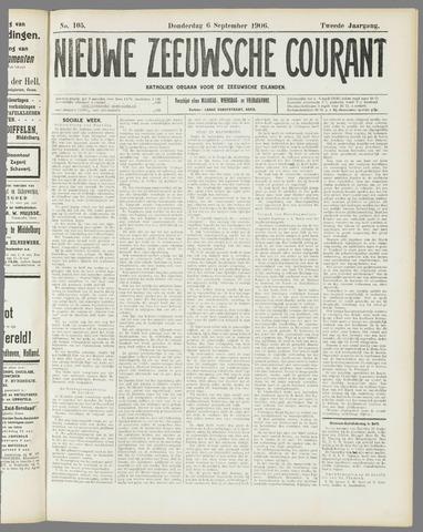 Nieuwe Zeeuwsche Courant 1906-09-06
