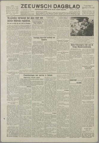 Zeeuwsch Dagblad 1949-05-31