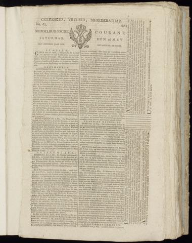 Middelburgsche Courant 1801-05-16