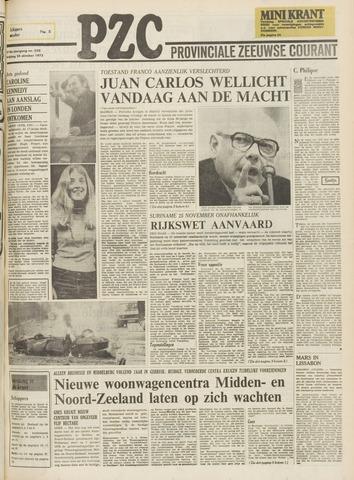 Provinciale Zeeuwse Courant 1975-10-24