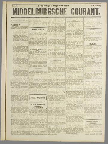 Middelburgsche Courant 1927-08-04
