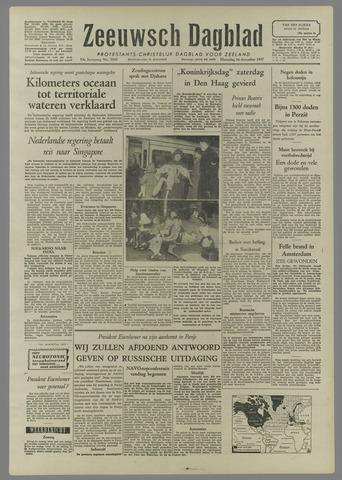 Zeeuwsch Dagblad 1957-12-16