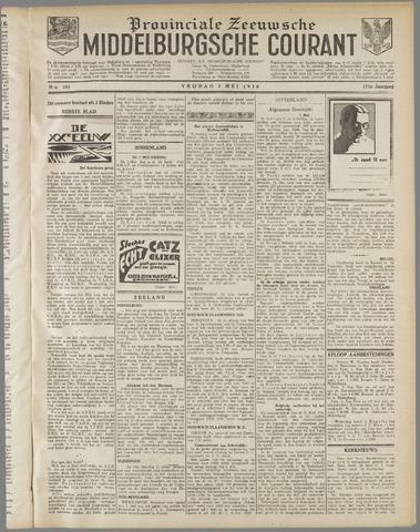Middelburgsche Courant 1930-05-02