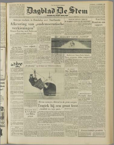 de Stem 1952-11-19