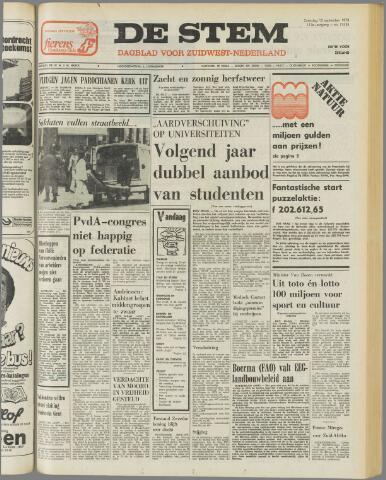 de Stem 1973-09-15