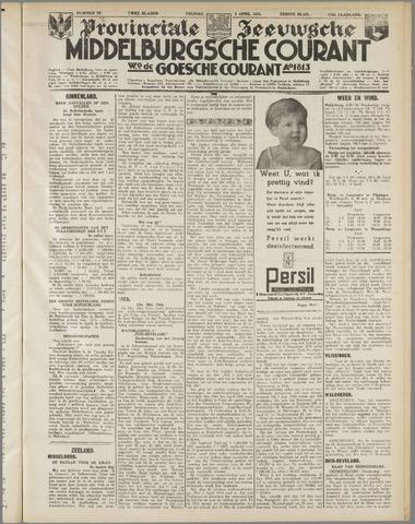 Middelburgsche Courant 1935-04-05