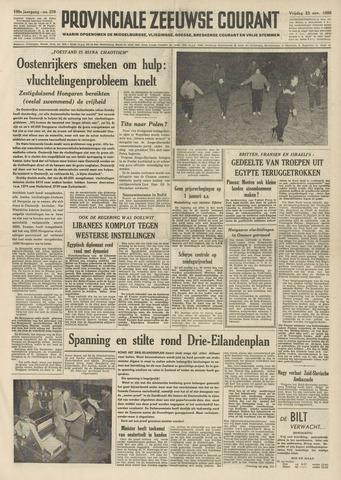 Provinciale Zeeuwse Courant 1956-11-23