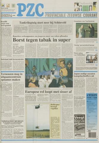Provinciale Zeeuwse Courant 1999-01-14