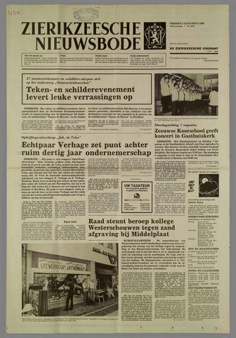 Zierikzeesche Nieuwsbode 1984-08-03