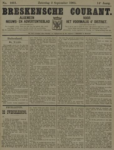 Breskensche Courant 1905-09-02
