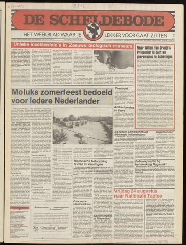 Scheldebode 1984-08-08
