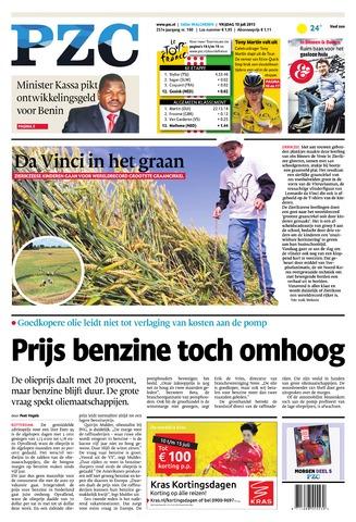 Provinciale Zeeuwse Courant 2015-07-10