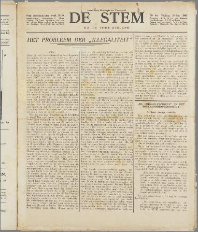 de Stem 1945-01-19