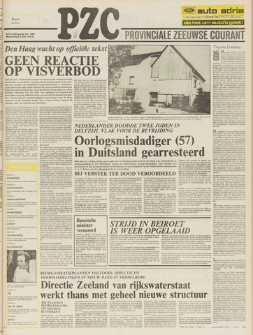 Provinciale Zeeuwse Courant 1978-07-05