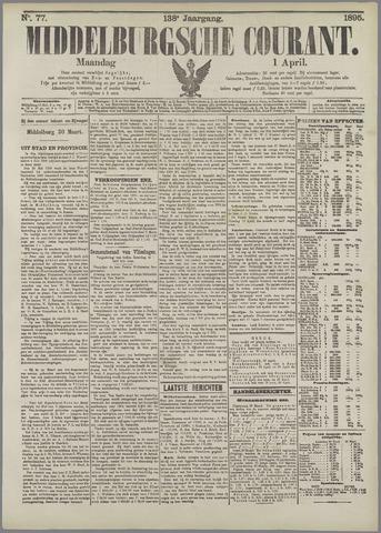 Middelburgsche Courant 1895-04-01