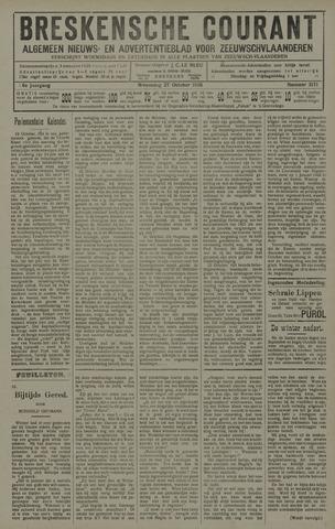 Breskensche Courant 1926-10-27