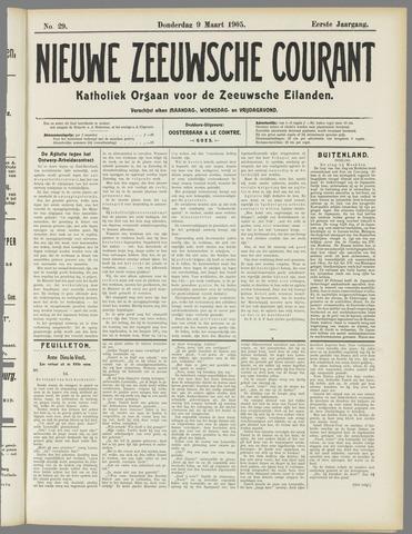 Nieuwe Zeeuwsche Courant 1905-03-09