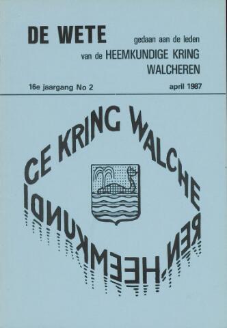 de Wete 1987-04-01