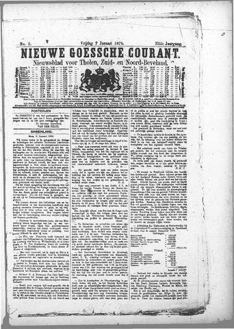 Nieuwe Goessche Courant 1876-01-07