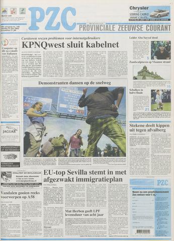 Provinciale Zeeuwse Courant 2002-06-22