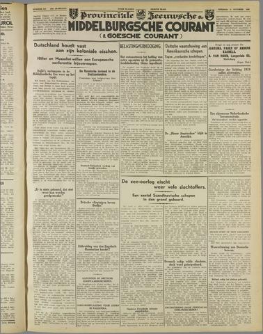 Middelburgsche Courant 1939-10-03
