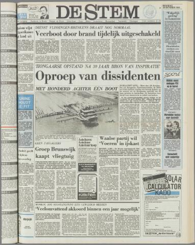 de Stem 1986-10-20