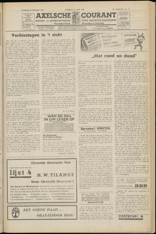 Axelsche Courant 1952-06-21